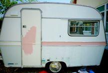 vintage trailers / by Verlene Stanger