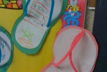 Summer Ideas For School / by Lindsay Krieger