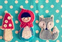 Felt & Crafts & Sewing / by Semra Bayrak