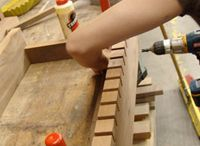 Woodworking Classes / by WoodWorkers Guild of America