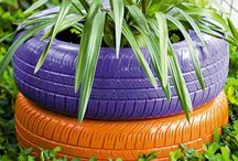 Gardening  / by Tanis Benoit