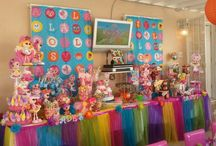 Children Party's / by Rutanya Quarles