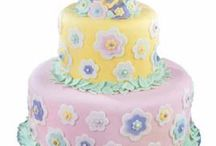 Cake decorating ideas / things to try / by June Durkee
