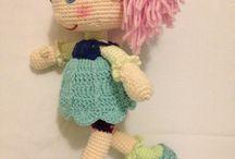 Crochet it up! / by Rhianna Kropf