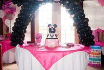Birthday party ideas for Amelia / by Dawn Hobbins