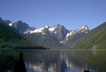 Places I'd Like to Go / ireland, alaska, montana, scotland / by Kathy Delaney