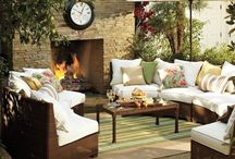 Porch & Outdoor decor / by Cith Aranel