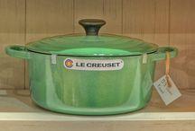 Le Creuset / by Monique @ The Happy Cook