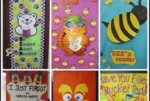 bulletin boards / by Shannon Oatsvall Konz