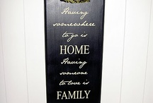 For the Home / by Mindy Davis