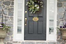 Front Porch Decor / by Daphne Eaton