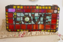 Life is a Mosaic / ideas for mosaic pieces / by Pamela Lewis