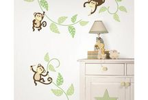 Jungle Themed / by WallPops Wall Decals
