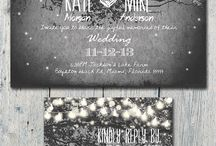 Wedding Invites / by Kelly Nishimoto