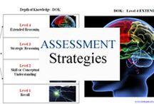 Assessment Strategies / Formative & Summative Testing Strategies / by Tree Top Secret Education