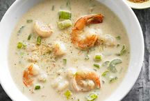 Recipes - Soups/Stews/Chowders / by Valarie Florer