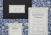 Vintage Type Wedding Invitations / Antique, vintage, and typography inspired wedding invitations you can make for your wedding with Download & Print Microsoft Word templates. / by Download & Print