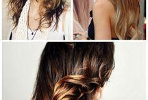 Hair  / by Anna Crosby