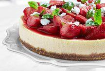 Life is uncertain.  Eat dessert first! :) / by Alexandra Enea