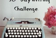 Challenges / by Kyra Wilson