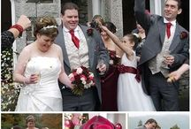 Weddings at Lindeth Fell / by Lindeth Fell Country House Hotel