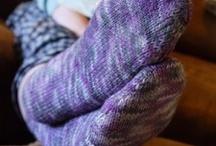 Knit/crochet/needlepoint  / by Jerusha Woollard