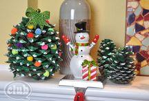 Christmas / by Memarie Steeves