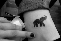 Tattoos / by Amanda McBride