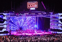 Essence Fest / The 20th Essence Music Festival, the nation's preeminent showcase for African American musical talent, will take place July 3-7, 2014. / by New Orleans