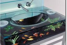 Aquariums <3 / by Brittany Osgood