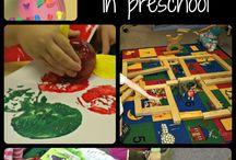 Preschool / by Patti Davis