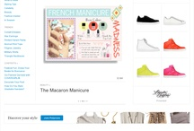Curation Tools For Fashion / A selection of fashion sites and tools that allow you to collect your favorite products and brands / by Robin Good