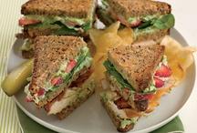 Sandwiches / by Katie Jasiewicz