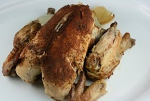for-the-stomach-chicken-recipes / by Raye Wyble