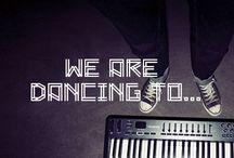Bershka is...DANCING TO / The perfect soundtrack to this wonderful thing we call life! #BershkaDancingTo / by Bershka