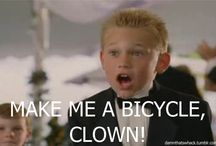 [ Make Me a Bicycle, Clown! ] / by Christy Peterson-Williams