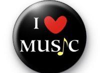MUSIC ♡ / by wanda riggan