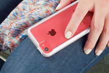 Transparent Smartphone Cases for the iPhone 5c / Stylish clear cases show off and protect your iPhone 5c. http://bit.ly/NakedTough_iPhone5C / by Case-Mate