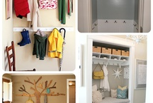 Side Entry Ideas / Inspiration photos for side entry storage / by Leandra Ganko