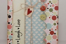 cards and scrapbooks / by Cari Ard