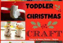 Christmas!!! / by Crystal Lawburgh