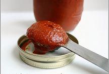 {Sauces/Spreads} / by Deborah Harroun {Taste and Tell}
