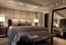 For the home: bedrooms / by Madel Reinhardt