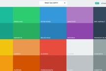 Digital   Color Schemes / by Justin Graham