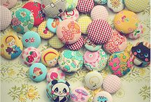 """DIY-Buttons and Beads / Creative ideas using buttons, beads, and other sparkly items. Please see my other board """"DIY-Embellishments"""" for more ideas. / by Anna *"""
