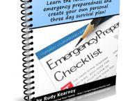Preparedness / by Sheri Schultz