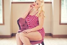Modeling poses / by Jerika Vliet