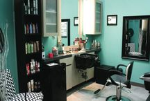 Salon Loft Ideas. / by Katy Cotton