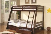 bunk bed search / by Jacquie Berry