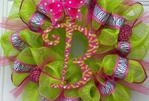 wreaths / by Symanthia Trammell